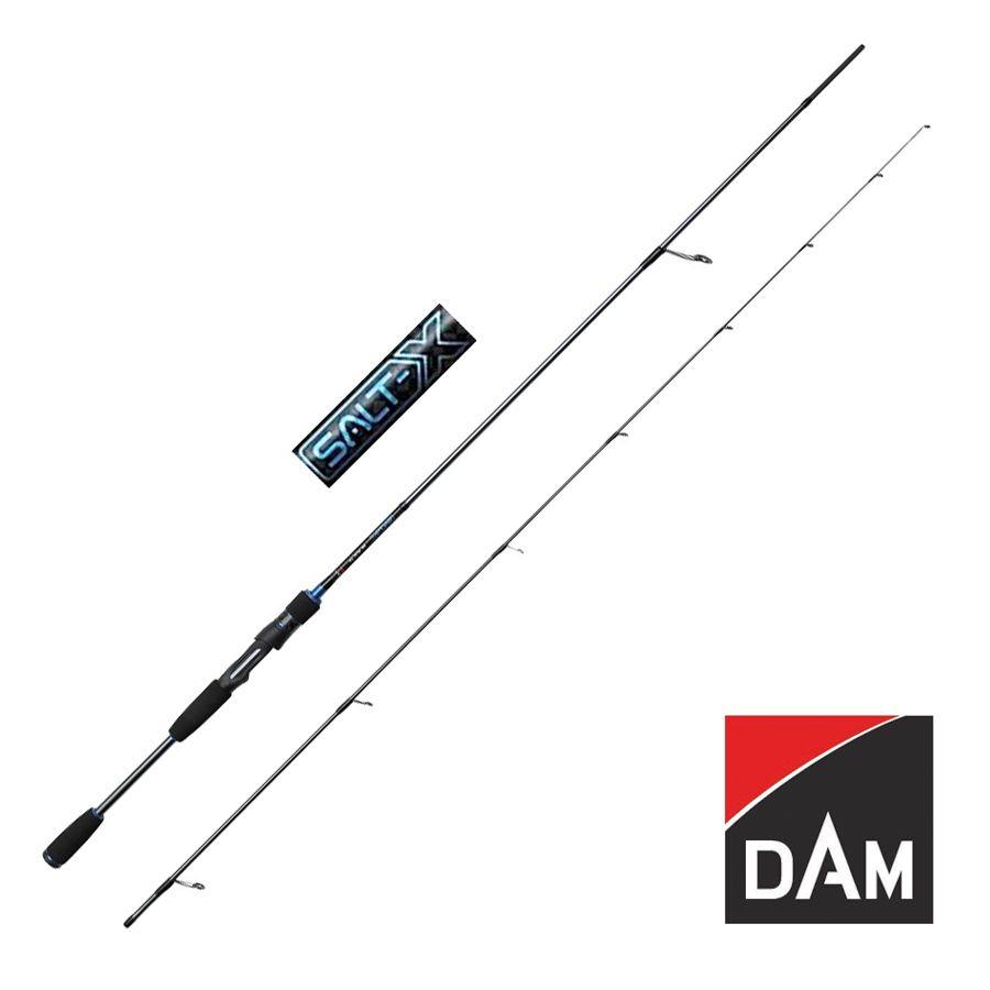 DAM Salt-X Spin 2.70m 20-50g