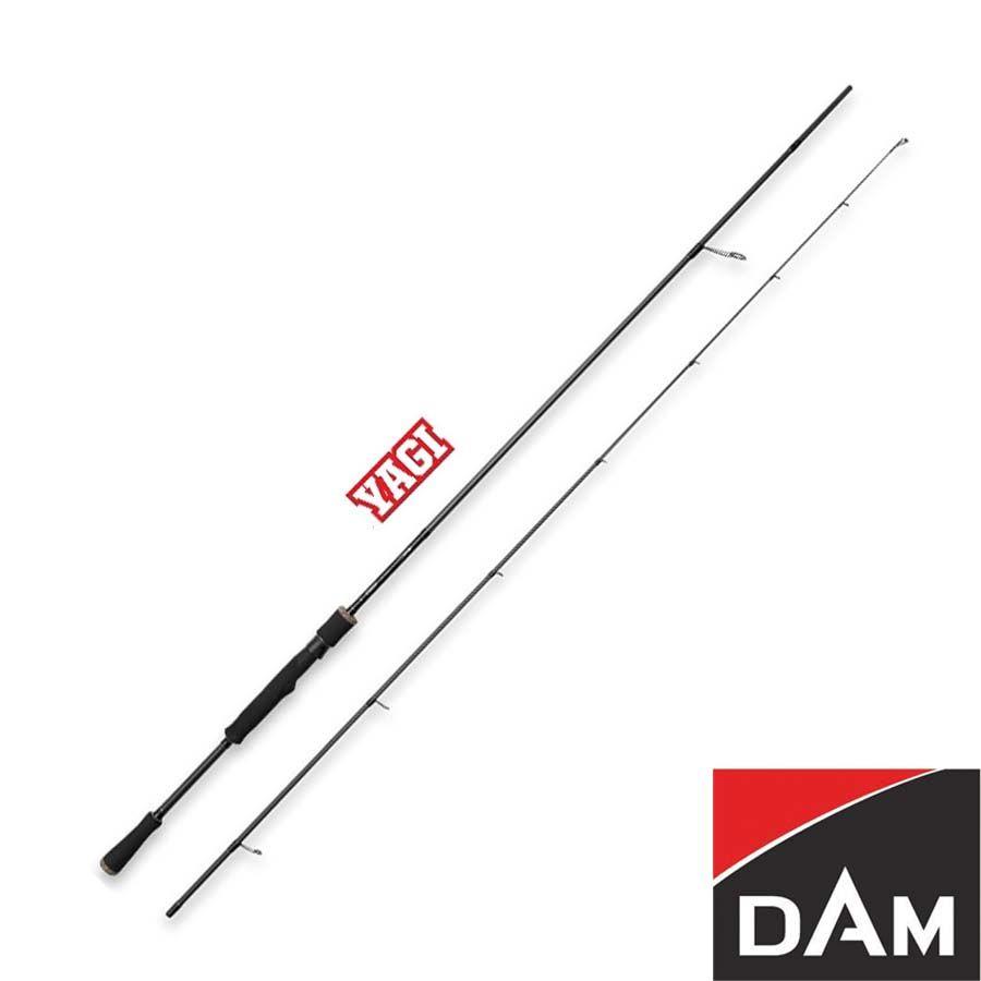 DAM Yagi Light Jigg 2.40m 3-18g