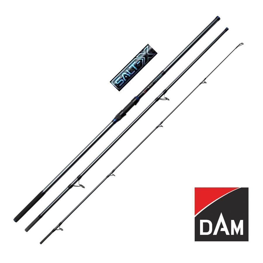 DAM Salt-X Surf 4.20m 100-250g