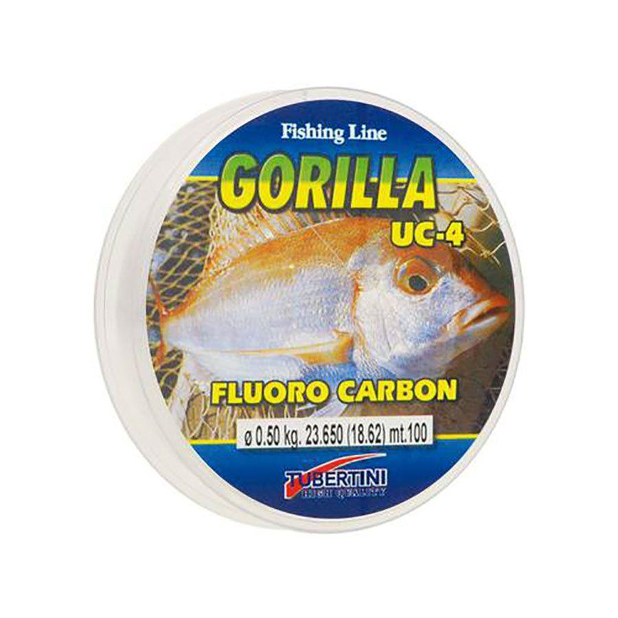 Πετονιά Tuberini Gorilla UC4 Fluorocarbon 100m